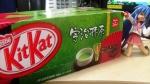 Uji Maccha KitKat